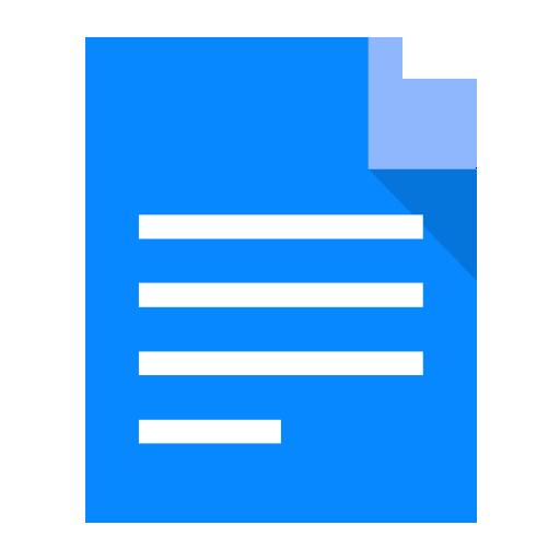 icone texte